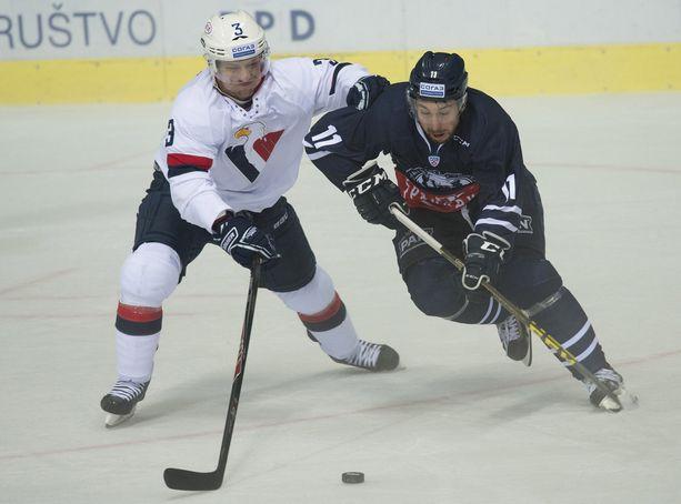 Medvescak Zagreb isännöi tiistaina Slovan Bratislavaa. Kummankin joukkueen viime kauden palkat on maksamatta.