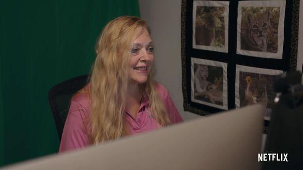 Carole Baskin on riidellyt Joe Exoticin kanssa jo vuosien ajan.