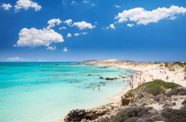 Kreikan lomakohteisiin pääsee elokuussa mukavan edullisesti.