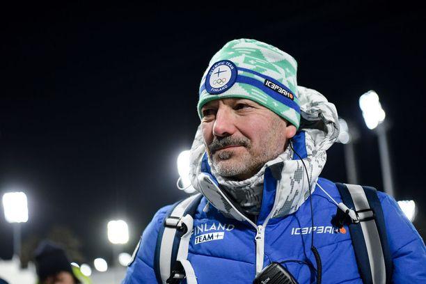 Ampumahiihdon päävalmentaja Antti Leppävuori uskoo, että Mari Laukkanen olisi vahvistus maastohiihdon pariviestiin.