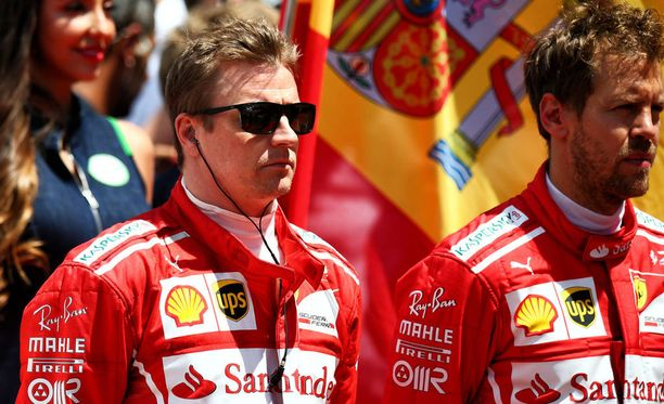 Kimi Räikkönen sulatti pienen F1-fanin sydämen.