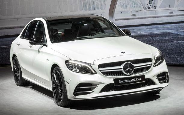 Mercedes AMT C43