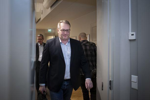 Paperiliiton puheenjohtaja Petri Vanhalan mukaan Stora Ensolta pitää löytyä nyt rahaa henkilöstön kouluttamiseen.