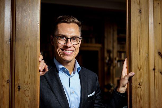 Euroopan investointipankin varapääjohtaja Alexander Stubb auttoi ruotsalaisia hädässä.