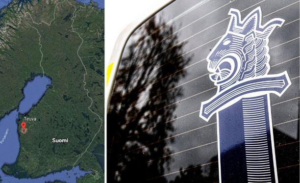 Nainen surmasi miehensä keskiviikkoiltana Etelä-Pohjanmaan Teuvalla.