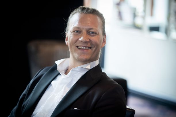 Jukka Hildén on ehtinyt loukata itsensä jo ensimmäisinä treenipäivinä.