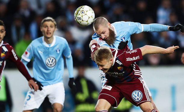 Djurgården ja Malmö iskevät taas tänään yhteen.