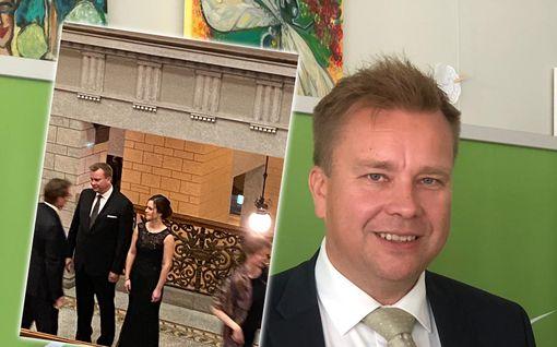 Antti Kaikkonen esitteli uuden rakkaansa – ensi kertaa julkisesti yhdessä: tässä on suloinen Jannika!