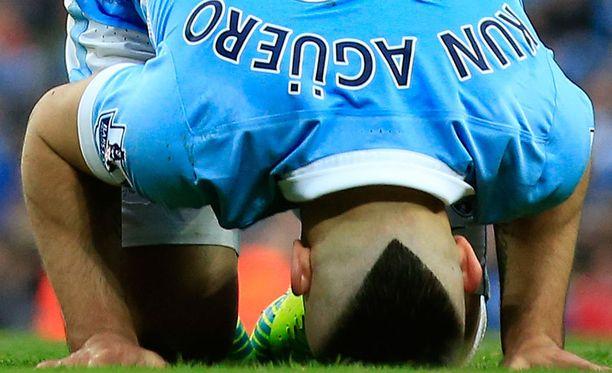 Sergio Agüeron johtama City-hyökkäys ei ole saanut riittävästi tulosta aikaan kovissa peleissä.