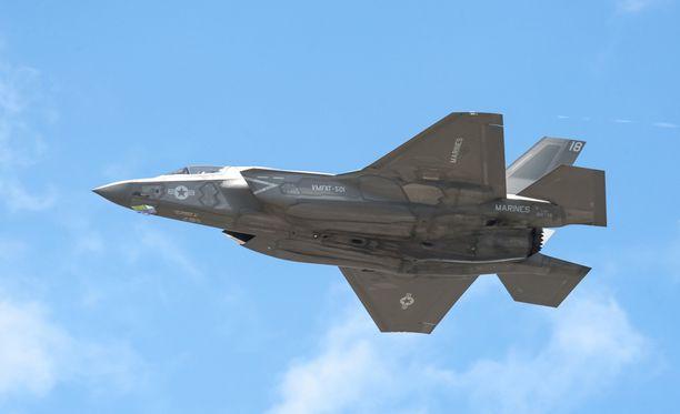 F-35-hankkeesta on tullut paljon kalliimpi kuin alun perin suunniteltiin.