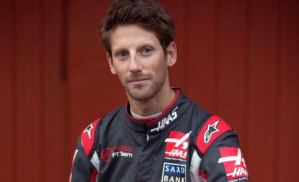 Romain Grosjean turvautui ammattiapuun. Se on kannattanut.