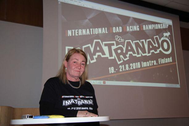 Tiina Wilén-Jäppinen kuoli ammuskelussa Imatran keskustassa 3. joulukuuta.