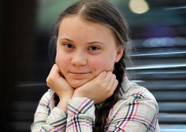 Koululaisten ilmastomarsseja inspiroinut Greta Thunberg on vieraillut monissa vaikutusvaltaisissa ympyröissä. Hänet kuvattiin Britannian parlamentissa järjestetyssä tapahtumassa 23. huhtikuuta.