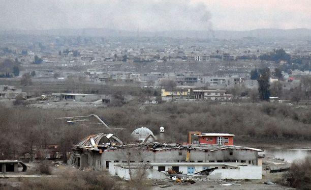 Iltalehti vieraili helmikuun alussa Mosulissa.