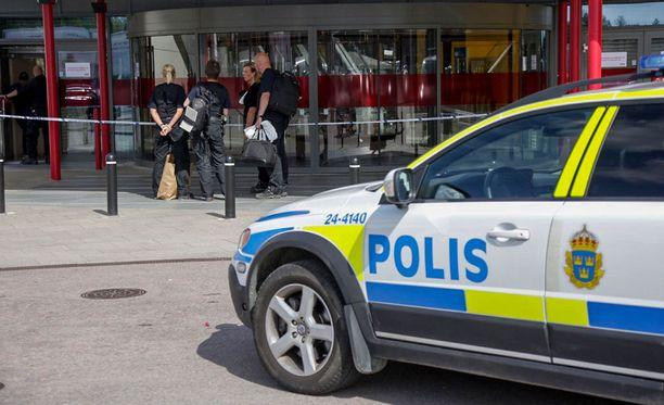Västeråsin Ikean puukotuksessa kuoli kaksi ihmistä.