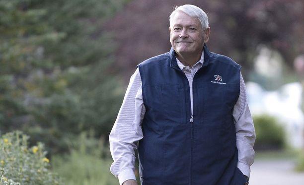 John Malone omistaa sekä Liberty Median että suuren osan Discoveryn taustayhtiöstä.