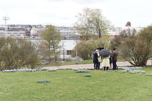Vuoden 2014 vappu oli ainakin Helsingissä kylmä ja vetinen. Tänä vuonna voi olla luvassa vielä kurjempi piknik-keli.