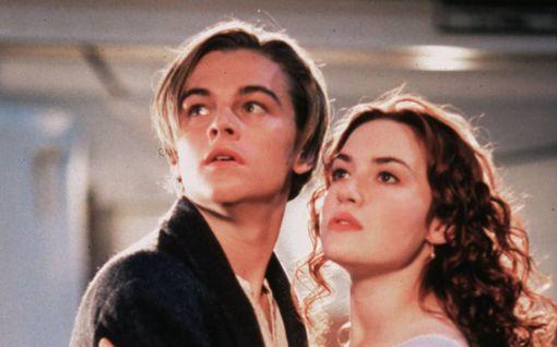 Kate Winslet esitteli rintansa Leonardo DiCapriolle, Celine Dionin hittikappale äänitettiin salaa - 20 faktaa, joita et tiennyt Titanic-klassikosta