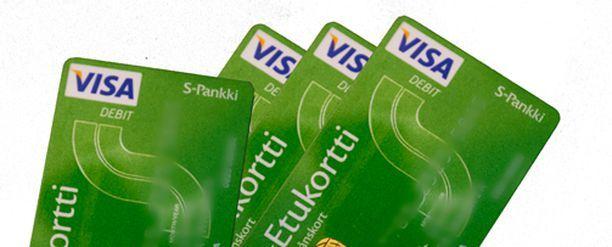 S-Pankin korteilla voi jälleen maksaa.