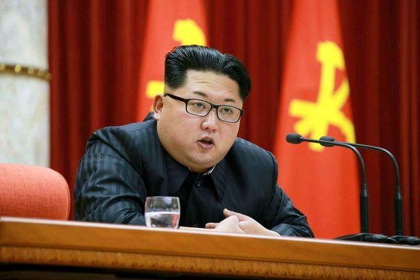 Kim Jong-unin johtaman Pohjois-Korean uskotaan tekevän ohjuskokeen lähipäivinä.