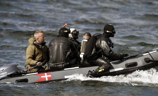 Sukeltajat ovat löytäneet kaikki osat paloitellusta Kim Wallin ruumiista Kööpenhaminan lähivesilta.
