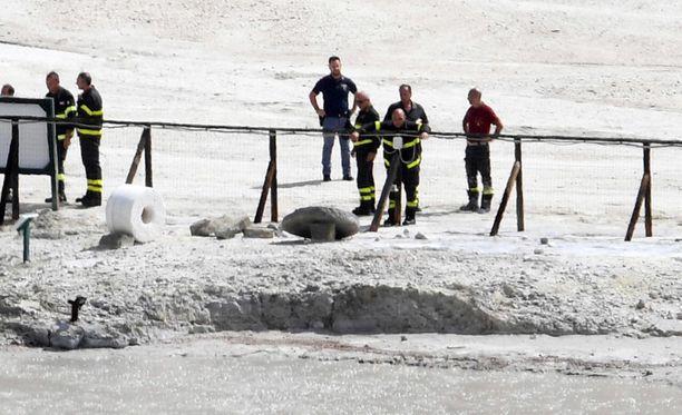 Pelastushenkilökunta saapui silminnäkijöiden mukaan paikalle nopeasti, mutta mitään ei ollut tehtävissä.