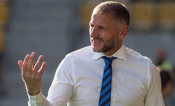 Shefki Kuqi kärsi luottamuspulasta FC Interissä.