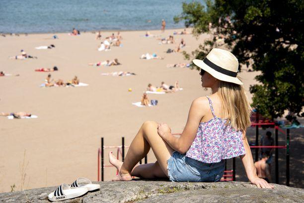 Heinäkuussa lämpötilat palautuvat keskimääräisiin Suomen kesälukemiin.