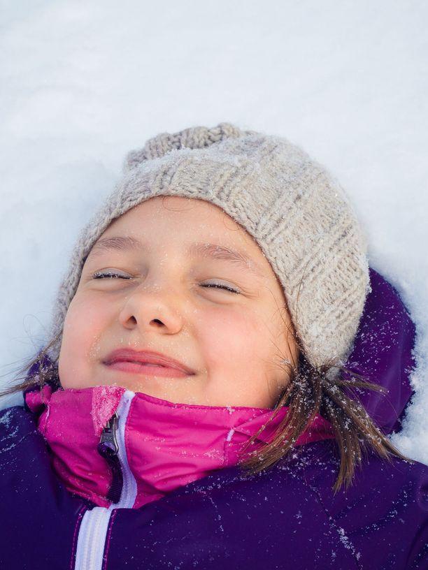Suomessa on yli miljoona lasta.