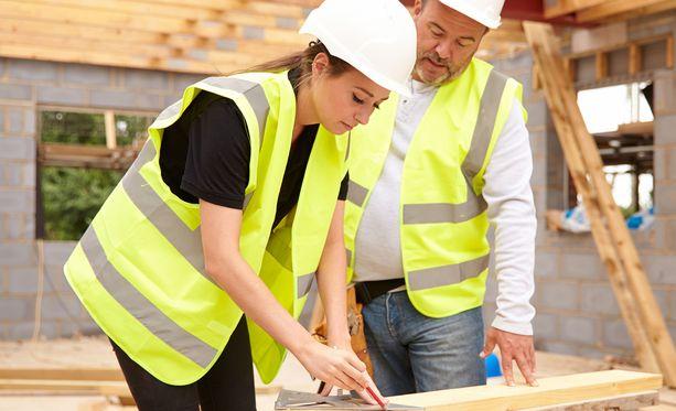 Pääkaupunkiseudulla on työpaikkoja monien alojen osaajille.