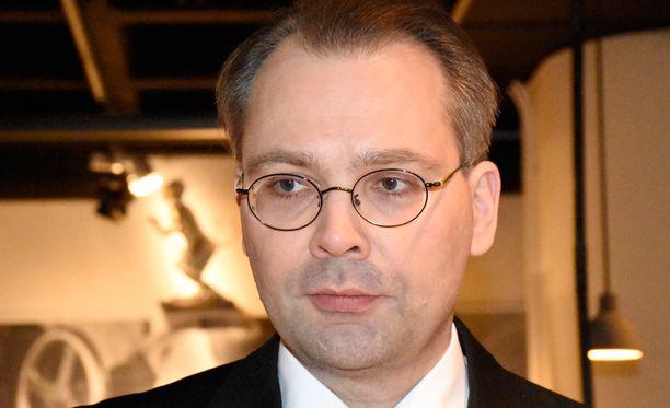 Jussi Niinistö sanoo Nato-harjoituksen olevan hyvä tilaisuusoppimiseen.