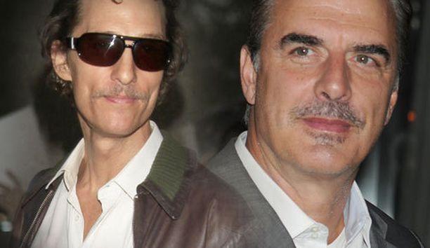 Matthew McConaughey on laihduttanut hurjasti eri rooleihin. Chris Nothin painonpudotus on ollut maltillisempaa.