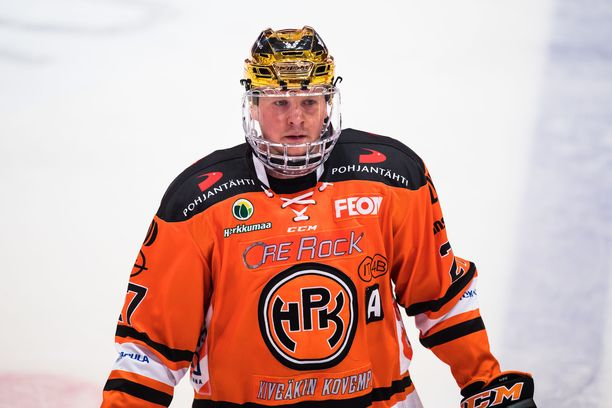 Petri Kontiola voitti runkosarjan pistepörssin.