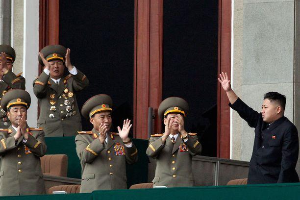 Pohjois-Korea on uhkaillut etelänaapuriaan sodalla.