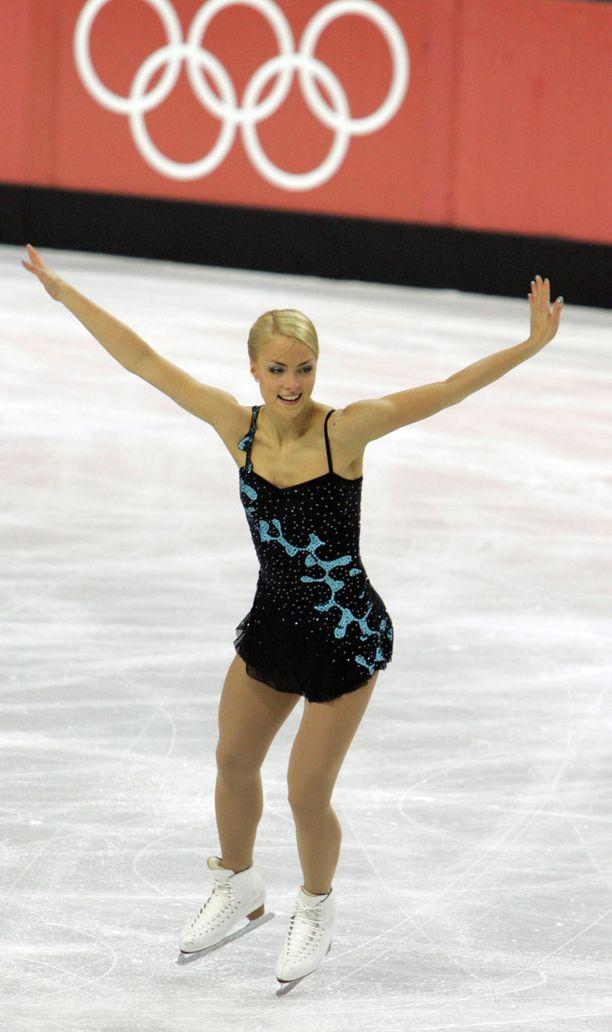 Torinon olympialaiset 2006, naisten vapaaohjelma