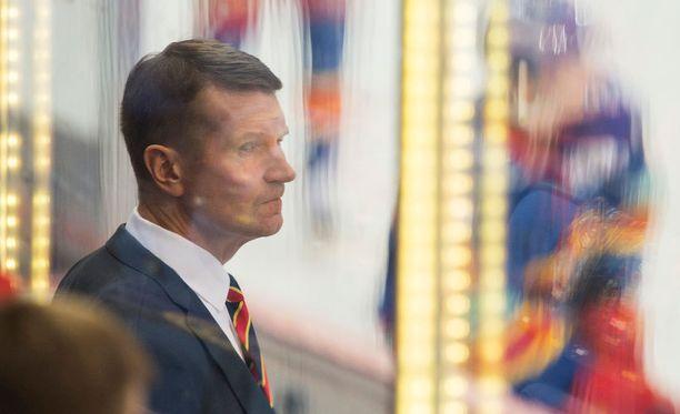Erkka Westerlundin Jokerit ratkaisi Minsk-sarjan näytöstyyliin.