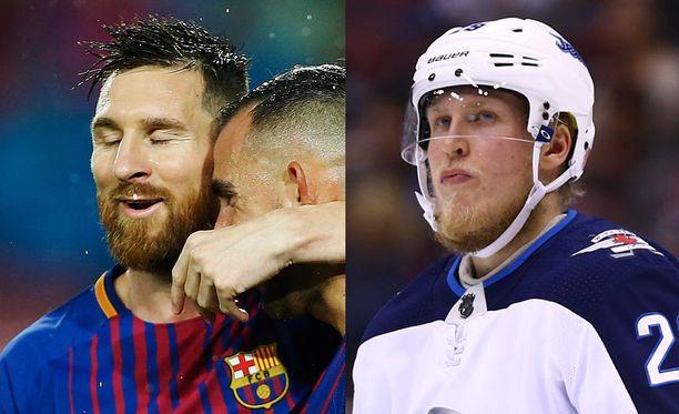 Lionel Messi ja Patrik Laine nähdään Ylellä 23. joulukuuta - jos ovat kunnossa.