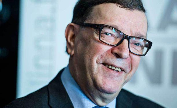 Paavo Väyrysen perustaman uuden puolueen jäsenyyskriteereistä päätetään myöhemmin.