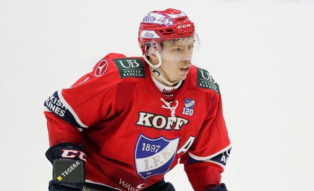 Ville Varakas selvisi vaarallisesta tilanteesta säikähdyksellä.