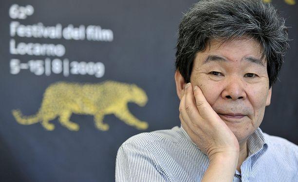 Isao Takahata vuonna 2009.