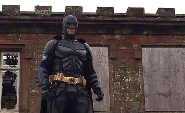 Monien lapsien mukaan myös Batman on ollut aika pelottava.