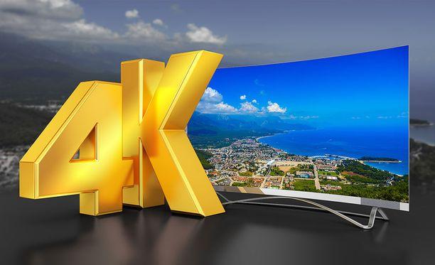 HDR-televisioista saa oikeanlaisella sisällöllä eniten irti.