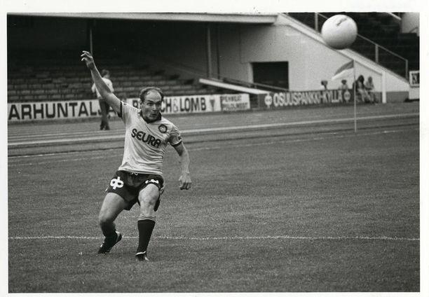 Atik Ismail on kotimaisen jalkapallon legendaarisia hahmoja.