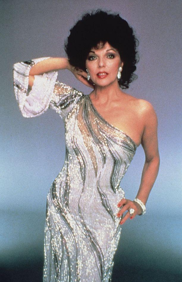 Joan Collins 1980-luvulla