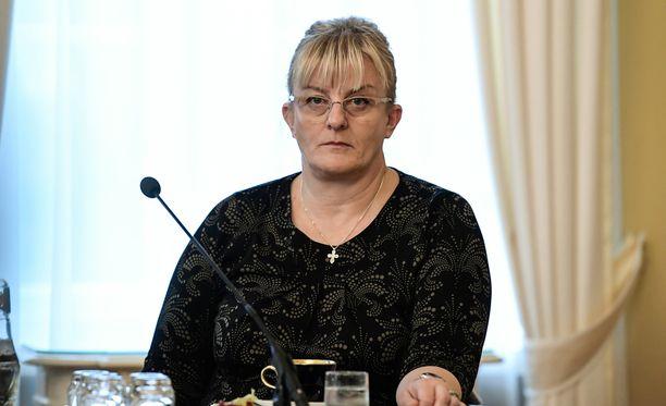 Missä oli ministeri Pirkko Mattila perjantaina?