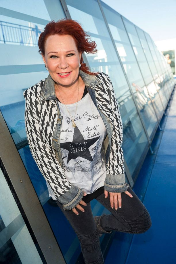 Vicky Rosti on yksi Vain elämää -sarjan neljännen kauden tähdistä.