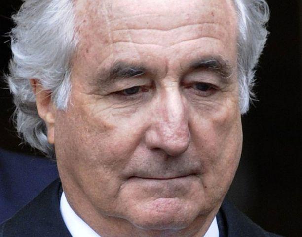 Madoffin arvioidaan huijanneen parin vuosikymmenen aikana lähes 50 miljardia euroa.