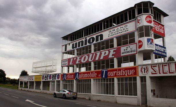 Reims-Gueux näki viimeisen moottoriurheilukisansa lähes 45 vuotta sitten.
