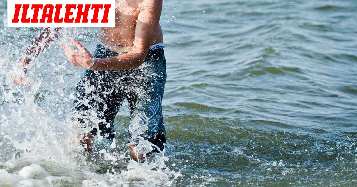 Järviveden Lämpötila