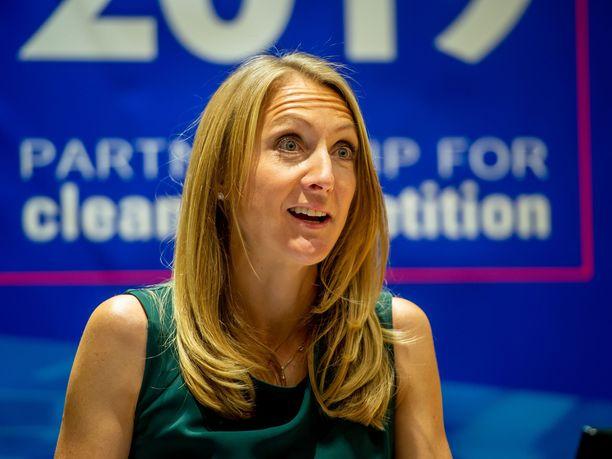 Paula Radcliffe toivoo, ettei CAS puutu IAAF:n tekemään sääntöön.